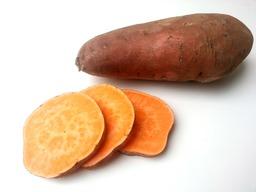 Aardappel zoet