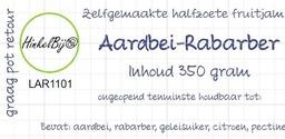 Aardbei-Rabarber