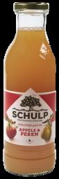 Sap schulp appels & peren 0.75l