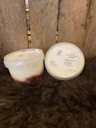 Volle yoghurt met vruchten 0.25L