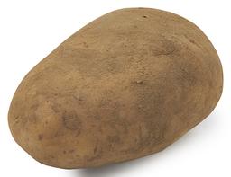 Aardappel  bonk agria