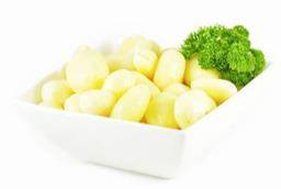 Aardappelen kriel gekookt