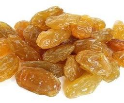 Rozijnen geel