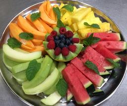 fruitsticks schaal