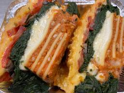 Herfst lasagne