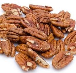 Pecan noten gepeld