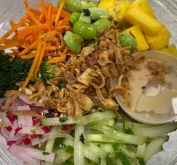 Poke bowl groenten