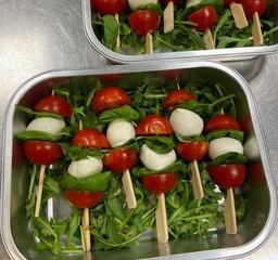 tomaat mozzarella stick