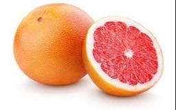 Grape fruit rood
