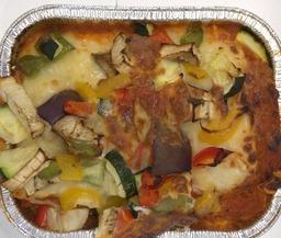 Lasagne Gegrilde groenten