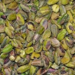 Pistache noten in dop