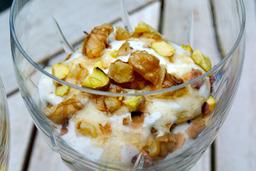 Griekse yoghurt met walnoot