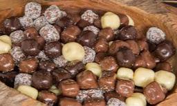Choco kokos blokjes
