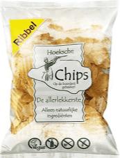 Hoeksche Chips ribbel