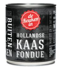 Hollandse kaasfondue 4 pers.