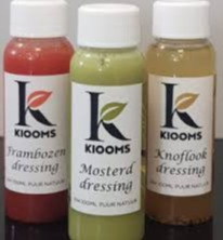 Kiooms knoflookdressing klein
