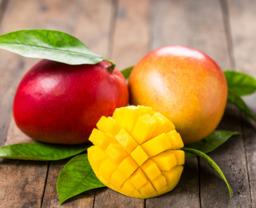 Mango eetrijp