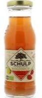 Schulp appel/aardbeiensap 200 ml bio