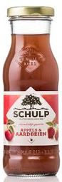 Schulp appel/aardbeiensap 200 ml
