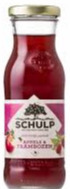 Schulp appel/frambozensap 200ml