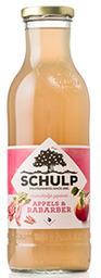 Schulp appel/rabarbersap 750ml