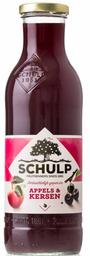 Schulp appel/kersensap 750ml