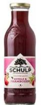 Schulp appel/frambozensap 750 ml