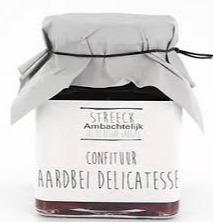 Streeck Aardbei delicatesse confiture