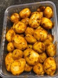Panklare aardappelen (Bistro krieltjes)