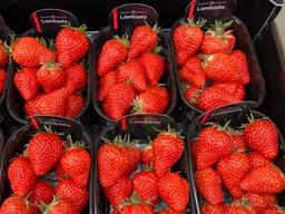 Lambada aardbeien