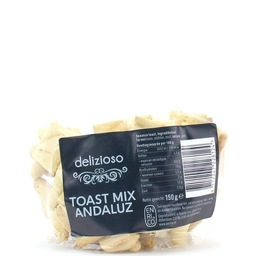 Delizioso toast mix