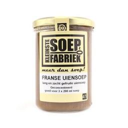 Franse uien soep