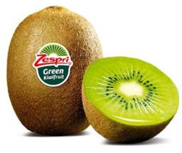 Kiwi zespri groen