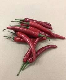 Peper rood