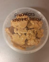 Pindarots karamel zeezout