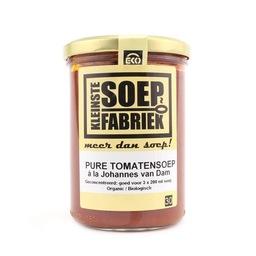 Pure tomaten soep