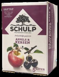 Saptap schulp appels kersen