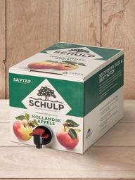 Saptap schulp Hollandse appels