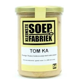 Tom ka soep