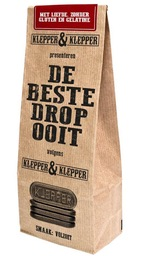 Drop volzoet