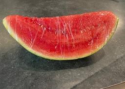 Watermeloen stuk