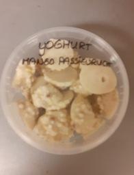 Yoghurt mango passievrucht