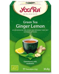Yogi tea Ginger Lemon
