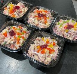 """Kerst Cocktail"" Salade"