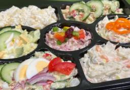 Rauwkost Salade Schotel
