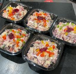 """Kerst Granberrie"" Salade"