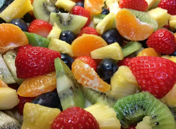 Fruit Salades op Schaal