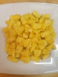Ananas-snoepjes