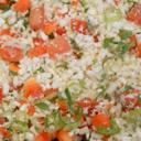 Bloemkool-rijst mix