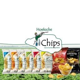 Hoekse chips (zoutloos)